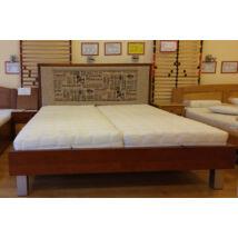 Trisztán natúr bükk ágykeret