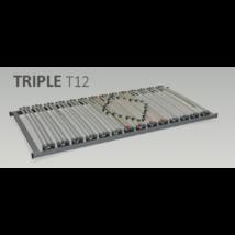 Triple T12 (42) ágyrács
