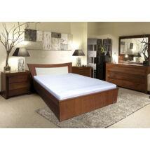 Frida ágyneműtartós ágykeret