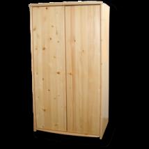 Tamás 2 ajtós akasztós szekrény
