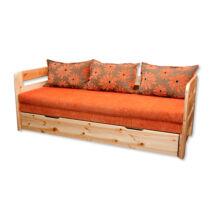 Lilla kanapé ágy 160x195