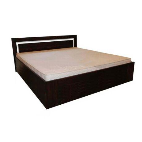 Mondiális bükk ágyneműtartós ágykeret fix ráccsal 90x200