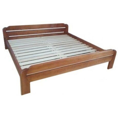 Szilvia natúr bükk ágykeret 90x200