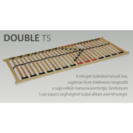 Double Klasik T5 (28) 80x200