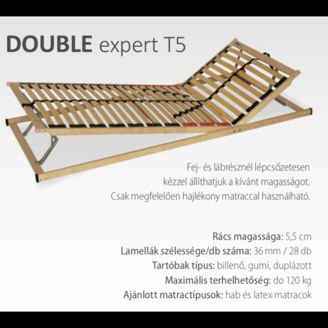 Double Expert T5 (28) 70x200