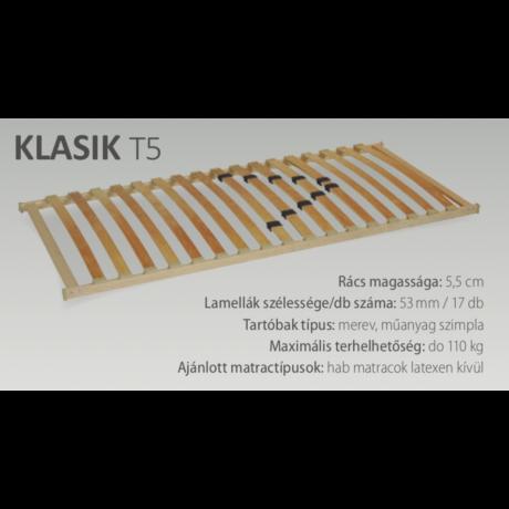 Klasik T5 (17) 90x200
