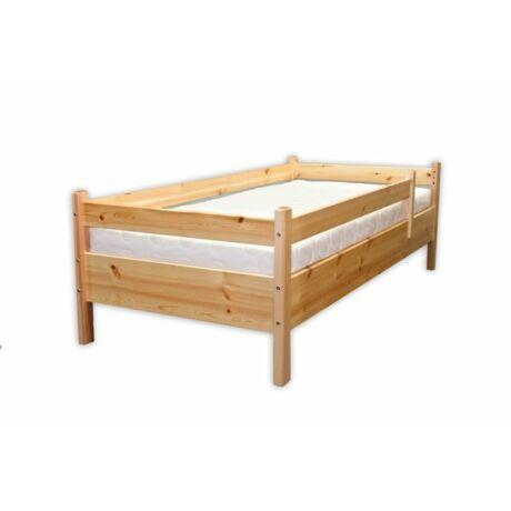Körbe keretes ágy 90x200