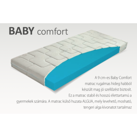 Baby Comfort matrac 80x160