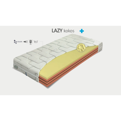 Lazy Kokos 90x200