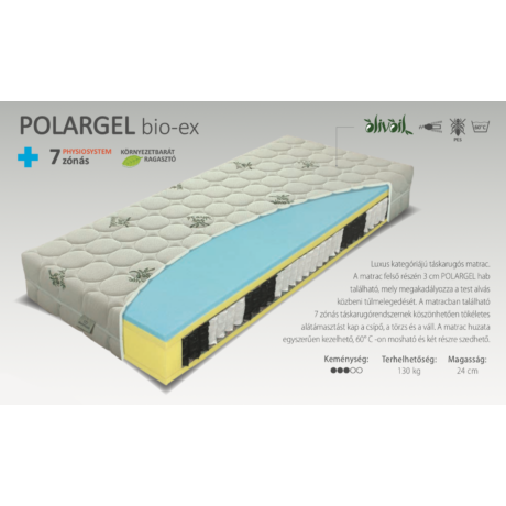 Polargel Bio-Ex 80x200